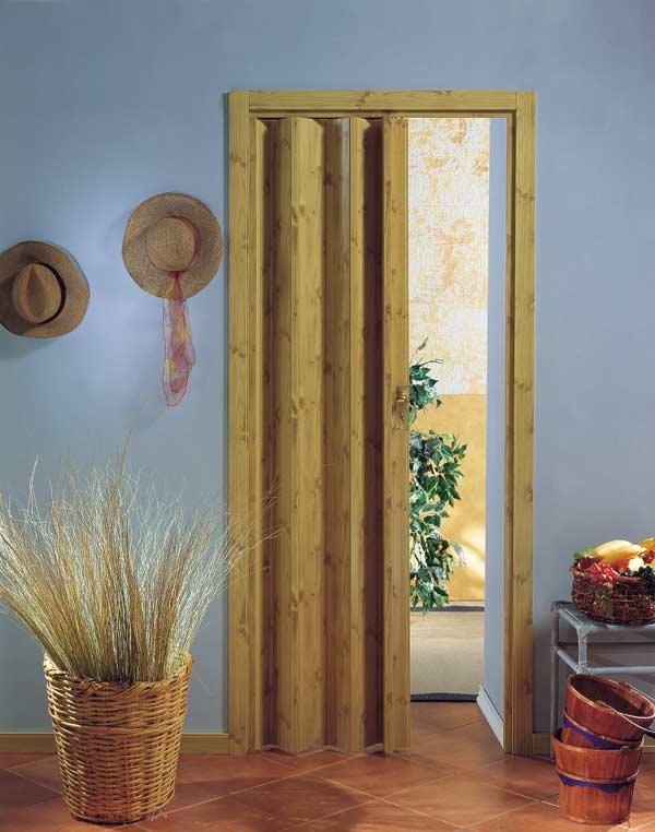 Двери межкомнатные гармошка деревянные фото